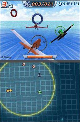 Самолеты игра для Nintendo DS